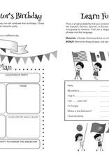Turning Little Hearts - Family History for Kids! Authors:  Jonah & Charlotte Barnes