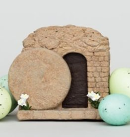 Risen Musical Easter Tomb Music Box