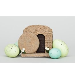 Risen Musical Easter Tomb Music Box