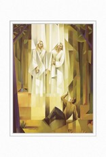 Altus fine art First Vision by Jorge Cocco 11x14 Matted Print