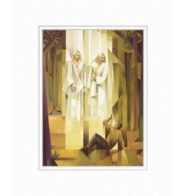 First Vision by Jorge Cocco 11x14 Matted Print