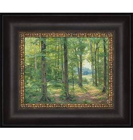Sacred Grove 1907 by Linda Curley Christensen