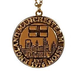 Bennet Brands England Manchester Mission - Necklace