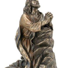 Gethsemane Bronze Effect Home Decor Statue