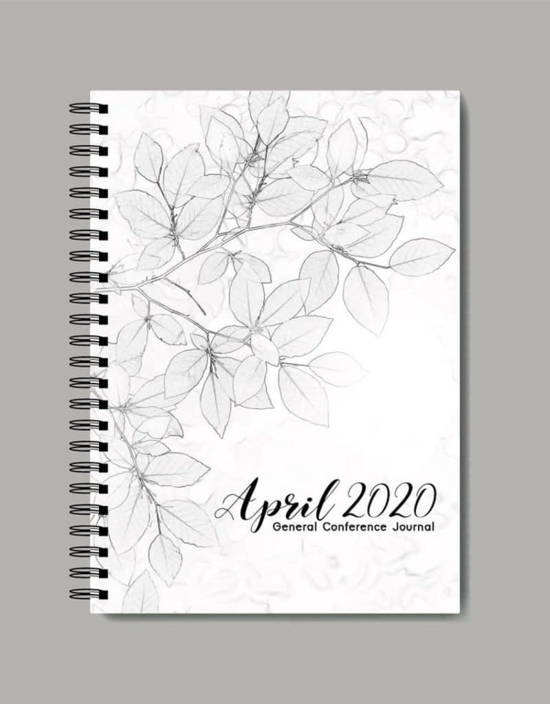 2020 April Conference Journal - Restoration Bicentennial Conference Edition with First Vision Study Pages    ***DIGITAL PRINT AT HOME***