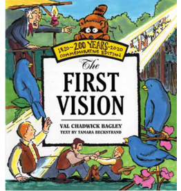 The first vision by Val Chadwick Bagley