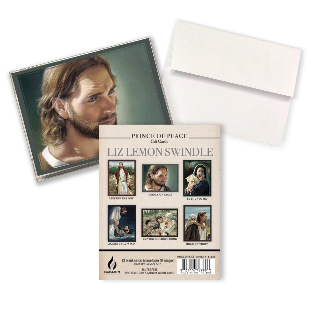 Prince of Peace Gift Card Set 1 - Liz Lemon Swindle