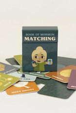 Latter Day Baby Book of Mormon Matching Game (Latter Day baby)