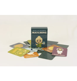 Book of Mormon Matching Game (Latter Day baby)