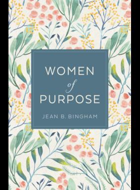Women of Purpose Booklet by Jean B. Bingham