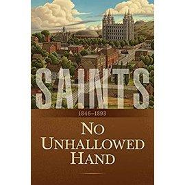 Church Distribution Saints Volume 2 No Unhallowed Hand