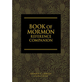 Deseret Book Company (DB) Book of Mormon Reference Companion, ed. Largey (Soft Cover)