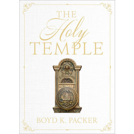 Deseret Book Company (DB) The Holy Temple (Refreshed Edition) by Boyd K. Packer