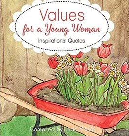 Values for a Young Woman: Inspirational Quotes, Prince