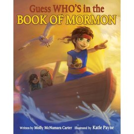Cedar Fort Publishing ***SECONDHAND/PRELOVED/DAMAGED*** Guess who's in the Book of Mormon