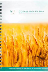 Gospel Day By Day Workbook for the Family A Companion Workbook to Come, Follow Me for the Book of Mormon by Deseret Book Company