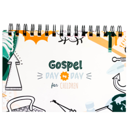Gospel Day by Day for Children by Deseret Book Company