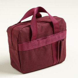 Church Distribution Scripture Tote Regular Burgundy Polyester