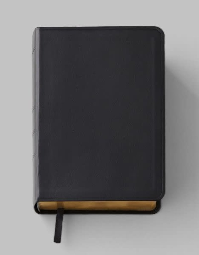 Distribution- Online Simulated Leather Quad Combination (black No Index Tabs)