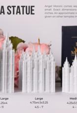 Tiny 3D Temples Preston Temple Replica Statue (Small)