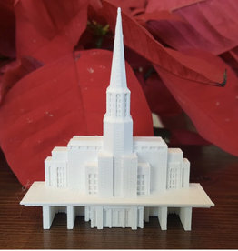 Tiny 3D Temples Preston Temple Replica Statue (Large)