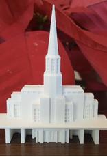 Tiny 3D Temples Preston Temple Replica Statue (Extra Large)