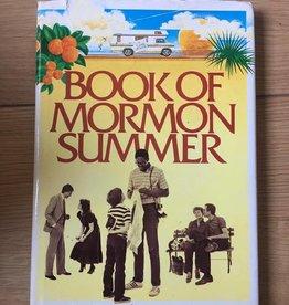 Cherished Books ***PRELOVED/SECOND HAND*** Book Of Mormon Summer, Lundberg