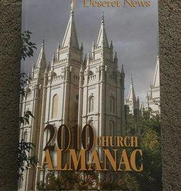 ***PRELOVED/SECOND HAND*** 2010 church Almanac, Deseret News