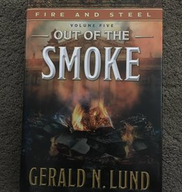 ***PRELOVED/SECOND HAND*** Out of the smoke, Fire & steel, volume 5, Lund
