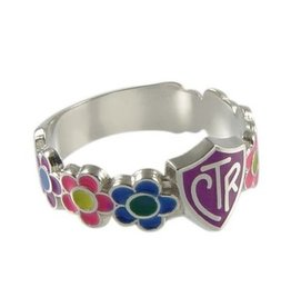 CTR Flower Petal Ring