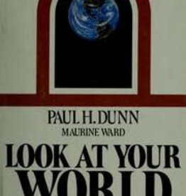 book craft ***PRELOVED/SECOND HAND*** Look at your world, Dunn & Ward