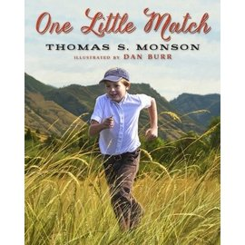 Deseret Book Company (DB) ***PRELOVED/SECOND HAND*** One Little Match, Monson