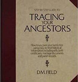 treasure press ***PRELOVED/SECOND HAND*** Tracing your Ancestors, Field