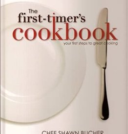 BookWise ***PRELOVED/SECOND HAND*** The first-timer's cookbook, Bucher