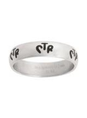 CTR Repeat Curve  Ring