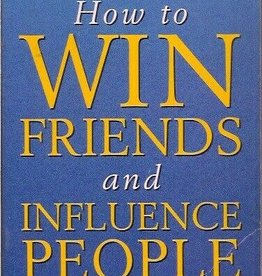 Vermilion ***PRELOVED/SECOND HAND*** How to win friends and influence people, Carnegie