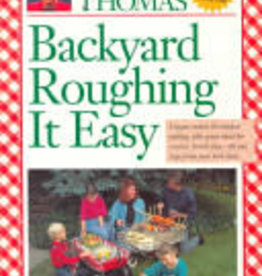 Dian Thomas company ***PRELOVED/SECOND HAND*** Backyard Roughing It Easy, Thomas
