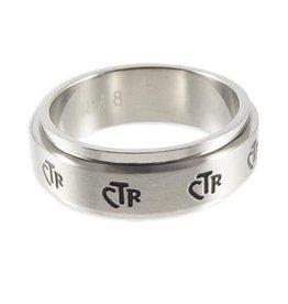CTR Narrow Spinner Ring