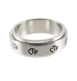 CTR Narrow Spinner Ring