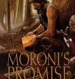 book craft ***PRELOVED/SECOND HAND*** Moroni's Promise- The converting power of the Book of Mormon, Pearson