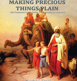Plain & Precious Publishing ***PRELOVED/SECOND HAND*** Making precious things plain- Old Testament study guide- Volume 7, Chase