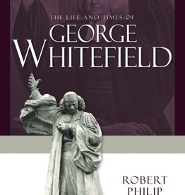 Banner Of Truth ***PRELOVED/SECOND HAND*** The life and times of George Whitefield, Philip