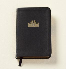 Distribution- Online Hymns: Pocket Size, Genuine Leather BLACK