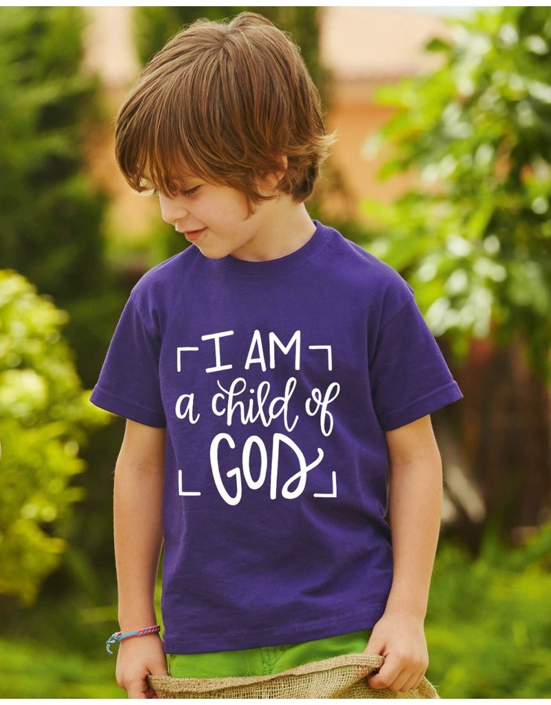 I am a child of God - Box T-Shirt