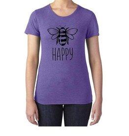"""""""Bee"""" Happy T-Shirt"""