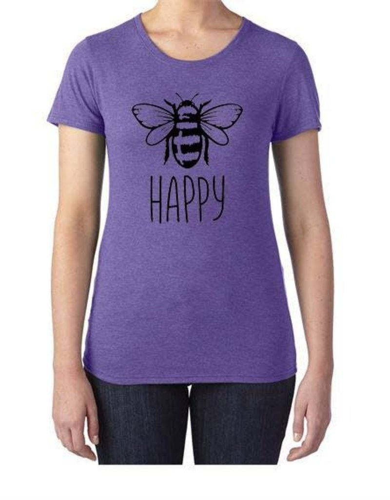 """Bee"" Happy T-Shirt"