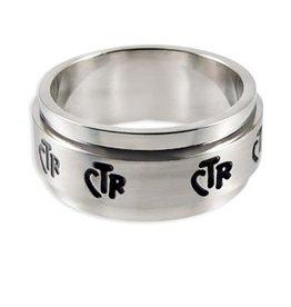 CTR Wide Spinner Ring