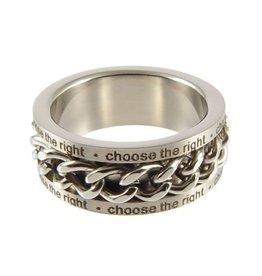 CTR Chain Spinner Ring