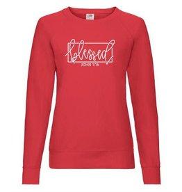 Blessed Scripture Sweatshirt