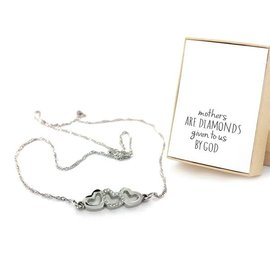 Cedar Fort Publishing Gift of mothers necklace
